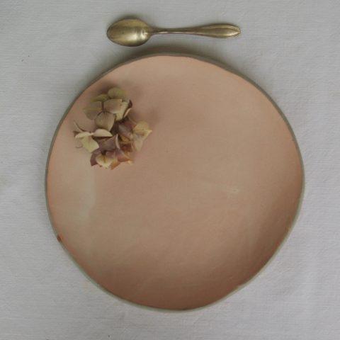 Marion Graux Poterie. Assiettes